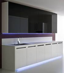 cabinet accent lighting. lumilum led strips under the cabinet and toe kick accent lighting