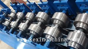 sheet metal roll stud and track forming machine metal sheet wall stud roll forming