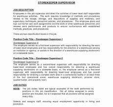 Download Free 16 Stocker Job Description Resume Gain Creativity