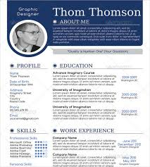 One Page Resume Format Doc 41 One Page Resume Templates Free Samples Examples