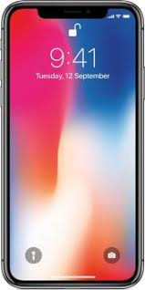 Ipho E Apple Iphone X Space Gray 64 Gb