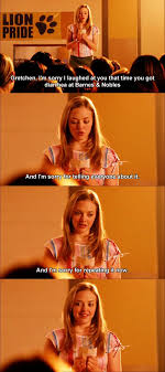 Top Movie Quotes Fascinating Mean Girls Quotes Quotes From Mean Girls Best Mean Girls Quotes