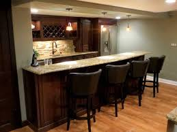 Basement Kitchen Bar Basement Small Bar Ideas Perfumevillageus