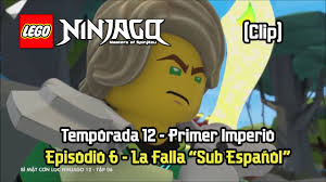 Ninjago Temporada 12 Episodio 6
