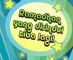 Image result for menyambut ramadhan tiba