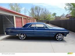1964 Dark Blue Chevrolet Impala SS Coupe #86892725 | GTCarLot.com ...