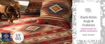 kilims are traditionally flat weave rugs made on hand looms these valuable and exotic rugs were carried along the silk road by merchants through fabled