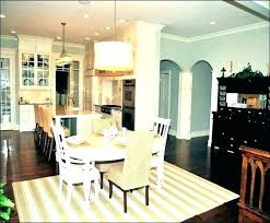 area rugs under dining table rugs under dining table area rug farmhouse room with kitchen decor