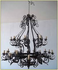 inspiration about interesting wrought iron chandeliers rustic with interior home within wrought iron lights australia