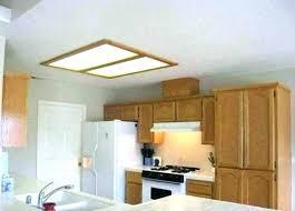 Kitchen fluorescent lighting ideas Replacing Kitchen Fluorescent Payoneerclub Kitchen Fluorescent Lighting Fixtures Kitchen Fluorescent Lighting