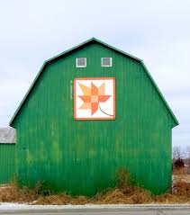 The Barn Quilt Movement - PEC Barn Quilt Trails & Barn Quilts started in Ohio. The book