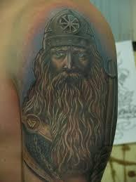 фото тату славянский воин татуировки и эскизы воины рыцари
