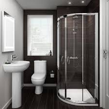 Ivo En Suite Bathroom Suite Set - 2 Sizes Available Medium Image