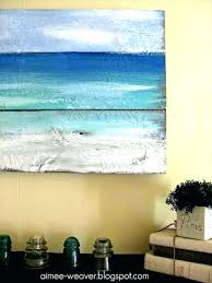beach decor ideas wall art decorations craft projects inside the most awesome along diy themed bedroom