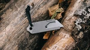 Big Idea Design Wrench Titanium Pocket Tool