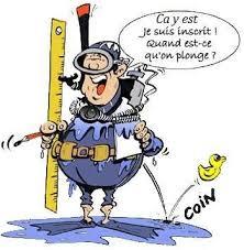 """Résultat de recherche d'images pour """"dessin humoristique plongée enfant"""""""