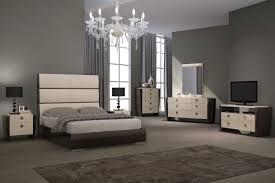 Global Bedroom Furniture York Bedroom Set Beige Wenge Global United