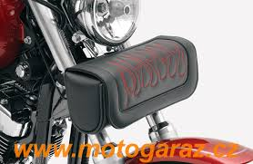 Saddlemen Highwayman Tattoo Tool Pouch Red Large Motogaráž Moto