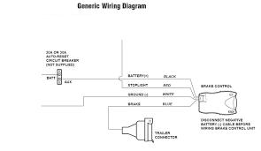 wiring diagram trailer brake tekonsha p3 wiring diagram guide tekonsha voyager no red light at Tekonsha Voyager Wiring Diagram Ford F250