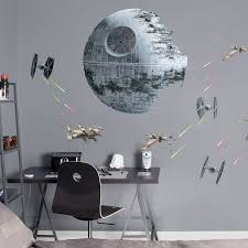 star battle life size officially licensed star wars removable wall decal fathead