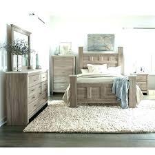austin 8 piece queen bedroom set wood sets 4 reclaimed bed new wooden furniture art van
