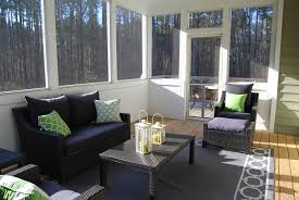 transform your glass room or sunroom into a charming outdoor living space that you and your family would love to spend time in below are some great ideas