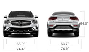 Please inquire with team about availability, lease specials, finance offers, questions, personalized video tours, and appointment/demo request on this dreamy. 2021 Glc 300 4matic Coupe Mercedes Benz Usa