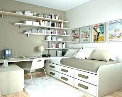 small office bedroom. Extra Bedroom Office Ideas Combination Medium Size Small P