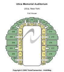 Adirondack Bank Center Seating Chart Adirondack Bank Center At Utica Memorial Auditorium Tickets