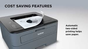 Compact Personal Laser Printer With Duplex Brother Hl L2320d