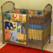 paradise jungle safari crib bedding set jpg
