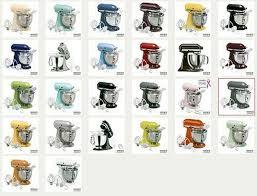 kitchenaid mixer colors 2016. kitchenaid artisan colors mixer 2016 e