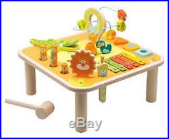 Educational Toys For 1 2 3 Year Olds Toddler Activity Table Baby Boy Girl Kid UK