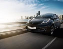 new electric car releasesNissan Leaf Black Edition  Stylish new electric car launches in