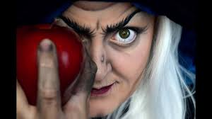 evil witch snow white makeup tutorial aj kane