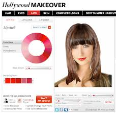 Hairstyle Simulator App try on hairstyles with the instyle virtual makeover tool empirella 7378 by stevesalt.us