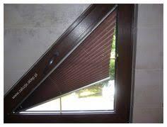 Blinds Triangular Windows
