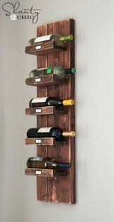 wine racks for the wall inspiring mounted hanging rack beautiful design holders home ideas 4