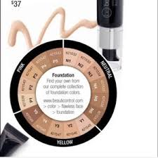Beauticontrol Foundation Color Chart Beauticontrol Face Perfection Foundation N1 Boutique