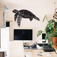 2021 sea turtle wall decor metal wall