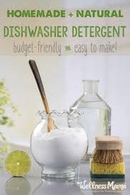 homemade dishwasher cleaner. Homemade Dishwasher Detergent Makes Natural Cleaning Easy. Borax, Washing Soda, Citric Acid And Cleaner S