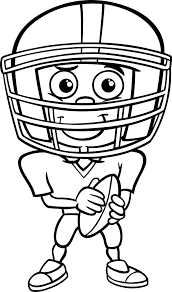 🖍 over 6000 great free printable color pages. Free Printable Sports Coloring Page Football Coloring Pages Printable Sports Coloring Sports Coloring Pages Baseball Coloring Pages Football Coloring Pages