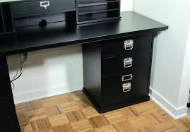 pottery barn bedford desk pottery barn desk with 3 drawer cabinet pottery barn bedford desk look
