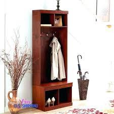 hallway tree solid wood hall trees wooden hall cupboard entryway wooden hall tree shoe storage bench coat rack