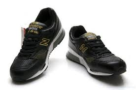 new balance leather women s black gold more benefits 1500 trainers