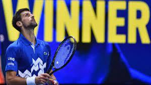 ATP Finals: Novak Djokovic mit Auftaktsieg gegen Diego Schwartzman -  Eurosport