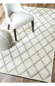 rugs trinket diamond trellis ivory rug gray and zebra