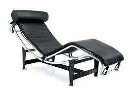 chairs le corbusier chaise lounge chair dwg
