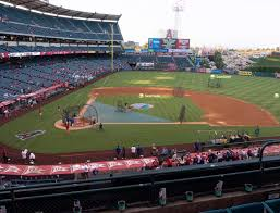 Angel Stadium Of Anaheim Section 332 Seat Views Seatgeek