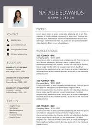 Modern Resume Style Esty Creative Resume Template Cv Template For Ms Word And Pages